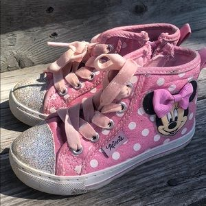 Toddler Minnie Mouse Sneakers